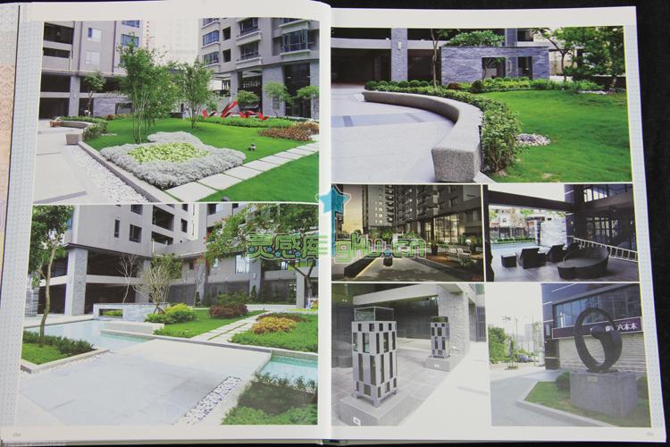 马克笔的魅力---美国建筑效果图的