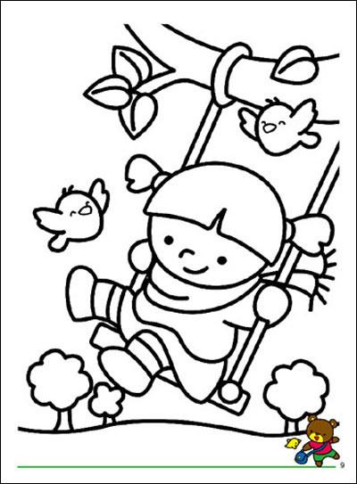 促进宝宝智能发展 画画本涂色本填色画本 儿童绘画书宝宝涂色 畅销幼