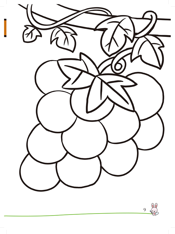 简笔画 手绘 线稿 700_932 竖版 竖屏