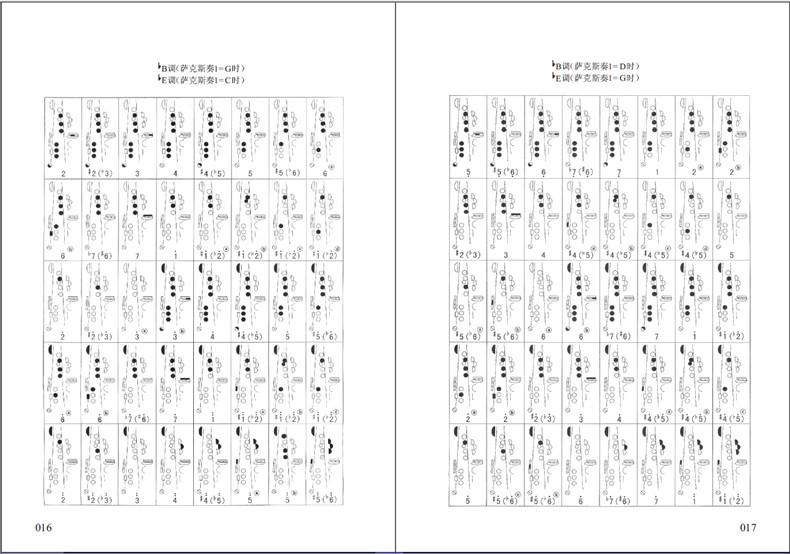 流行乐曲,改编成萨克斯曲谱,特别设计了降b,降e双调五线谱,非常适合